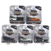 Greenlight Collectibles, Dually Drivers Toy Truck, Die-Cast Metal, 1:64 Scale