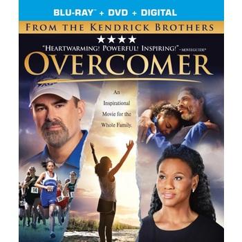 Overcomer, Blu-ray