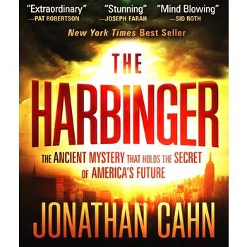 The Harbinger, by Jonathan Cahn, Audiobook