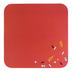 Colorfetti Collection, Large Cutouts, 6-Inch Squares, 6 Assorted Designs, 36 Pieces