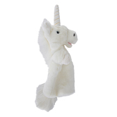 The Puppet Company, Unicorn Long-Sleeves Hand Puppet, 15 x 11 x 7 inches