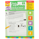 Evan-Moor, Daily Reading Comprehension Grade 3, Paperback, 208 Pages, Grade 3