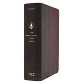 NLT Life Application Study Bible, Third Edition, Personal Size, Imitation Leather, Multiple Colors