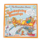 The Berenstain Bears Thanksgiving Blessings, by Mike Berenstain, Paperback
