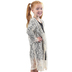 Southern Grace, Grace and Emma, Hannah's Lace Kimono, Kid's, Cream, Ages 4-5