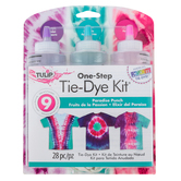 Tulip, Tie-Dye Kit, Paradise Punch, 28 Pieces, Grades 2 and up