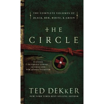 Circle Series 4-In-1, by Ted Dekker, Hardcover
