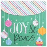 Renewing Faith, Romans 15:13 Joy & Peace Notepad, 4 x 4 inches, 75 Sheets