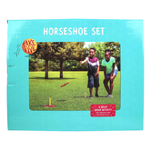 Take Five, Horseshoe Game Set, 12 Pieces, Ages 6 and Older, 2 -4 Players