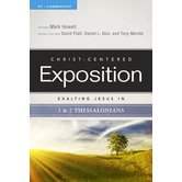 Exalting Jesus in 1 & 2 Thessalonians, by Mark Howell