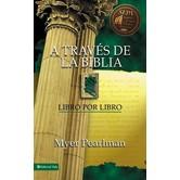 A Traves De La Biblia: Libro Por Libro, by Myer Pearlman
