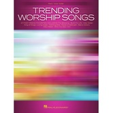 Trending Worship Songs: 27 Fast-Rising Favorites, by Various Artists, Songbook