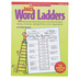 Scholastic, Daily Word Ladders Workbook, Reproducible Paperback, 112 Pages, Grades 4-6