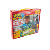 Educational Insights, Hot Dots Jr. Let's Master Pre-K Reading Set,  9.2 x 8.3 x 2 Inches, 2 Book Set
