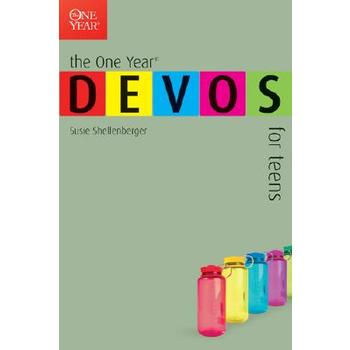 The One Year Devotions for Teens