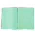 Pacon, Composition Book with Pastel Green Pages, Wide Ruled, 9.75 x 7.50 Inches, Green Cover, 100 Sheets