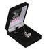 Spirit & Truth, Love Handwriting Heart, Women's Necklace, Stainless Steel, 18 inches