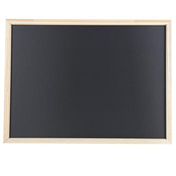 Imagination Station, Wooden Framed Chalk Board, 17 x 23 Inches, Black, 1 Board