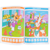 School Zone, Activity Zone Book: Hidden Pictures Activity Workbook, Paperback, 96 pages, Ages 5 and up