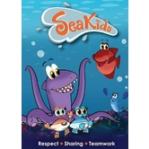 Sea Kids: Respect, Sharing, Teamwork, DVD
