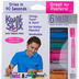 The Pencil Grip, Kwik Stix Thin Stix Solid Tempera Paint, Metalix, Multi-Colored, Set of 6, Grades PreK-Adult