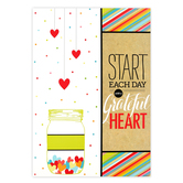 TooCute Collection, Start Each Day Motivational Poster, 13 x 19 Inches