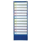 Deluxe Scheduling Pocket Chart