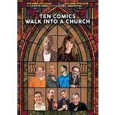 Ten Comics Walk Into A Church, by Various, DVD
