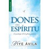 Dones del Espiritu, by Yiye Avila, Mass Market Paperback