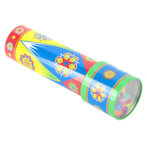 Schylling, Classic Tin Kaleidoscope, 2 1/4 x 7 1/4 inches, Ages 3 & Older