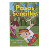 Good News Tracts, Pasos Sencillos: Pasos Para Encontar la Paz con Dios, 25 Tracts