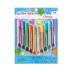 Advantus, Classic Glitter Glue Pens, Assorted Colors, 10 Pens
