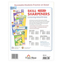 Evan-Moor, Skill Sharpeners Critical Thinking Grade 1 Activity Book, Paperback, 144 Pages, Grade 1