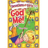 God and Me: Devotions for Girls Ages 6-9, by Diane Cory & RoseKidz, Paperback