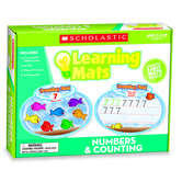 Numbers and Counting Learning Mats