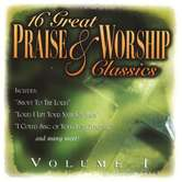 16 Great Praise & Worship Classics, by Various Artists, CD