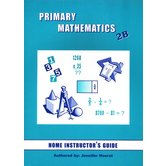 Primary Mathematics Home Instructor's Guide Level 2B for Singapore Math U.S. and 3rd Ed, Grades 2-3