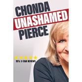 Unashamed, by Chonda Pierce, DVD