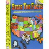 Remedia Publications, State the Facts, Grades 3-4, Paperback, 62 Pages