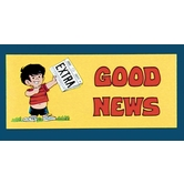 Good News Comic Tracts, Set of 25