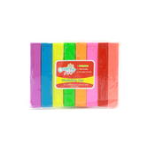 Creative Art, Modeling Clay, Neon Assorted Colors, Set of 8