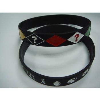 e3 Resources, eBand Witness Silicone Bracelet