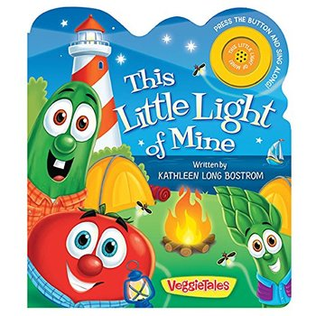 Worthy Publishing, VeggieTales: This Little Light of Mine, by Kathleen Bostrom, Hardcover