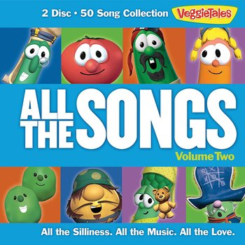 VeggieTales, All The Songs, Volume 2, by VeggieTales, 2 CD Set