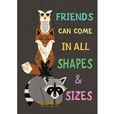 Friends - Motivational Poster