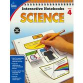 Carson-Dellosa, Interactive Notebook: Science, Grade 4