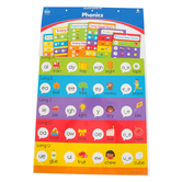 Carson-Dellosa, Phonics Bulletin Board Set, 6 Pieces, Grades 1-3
