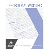 Master Books, Jensen's Format Writing Textbook, by Frode Jensen, Paperback, Grades 9-12