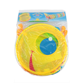 Melissa & Doug, Sunny Patch Giddy Buggy Tunnel, 18 x 57 1/2 inches Assembled, Ages 3 to 5 Years Old