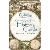 Classical Acts & Facts History Cards: Ancient World